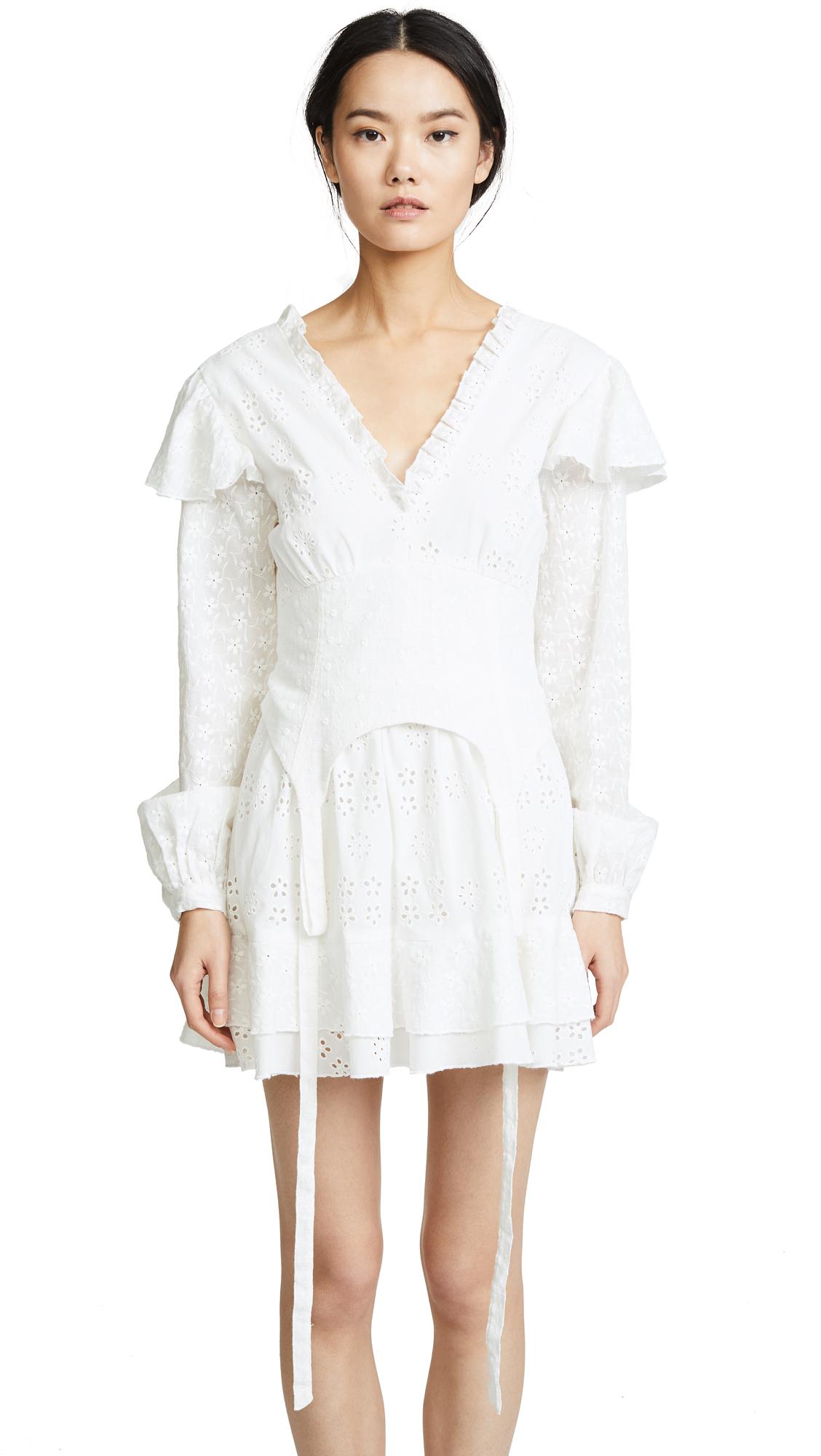 SANDY LIANG YACHTY DRESS