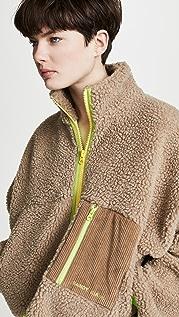 Sandy Liang DW Fleece Jacket