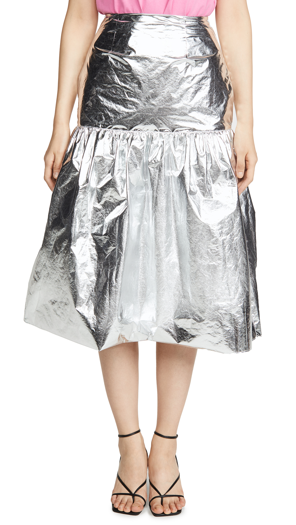 Buy Sandy Liang online - photo of Sandy Liang Salve Skirt