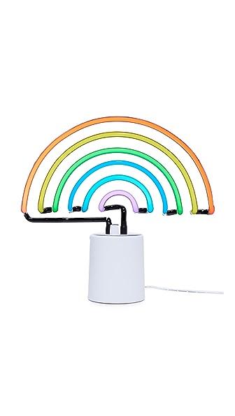 SunnyLife Large Rainbow Neon Light