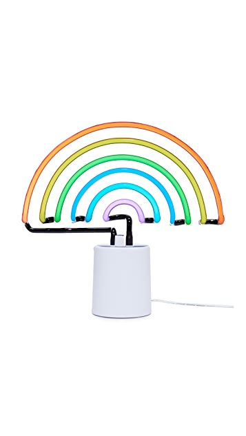 SunnyLife Large Rainbow Neon Light
