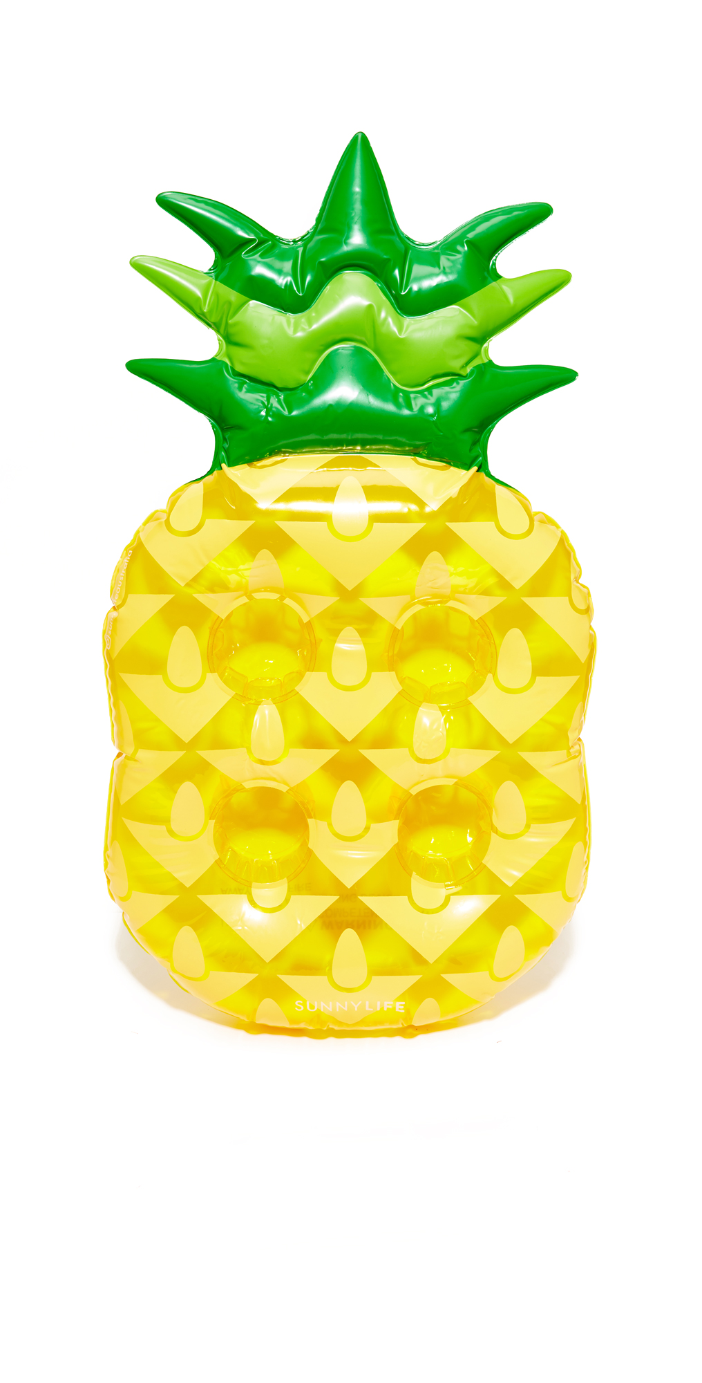 Inflatable Pineapple Drink Holder SunnyLife