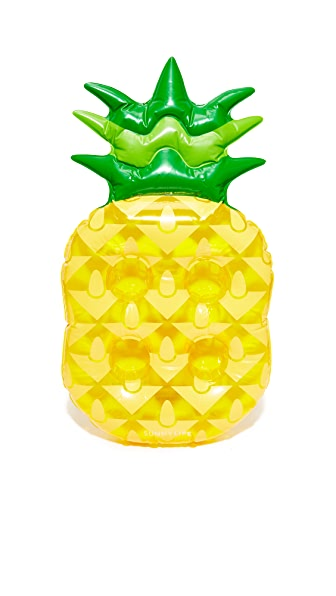 SunnyLife Inflatable Pineapple Drink Holder