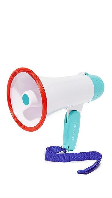 SunnyLife Lifesaver Megaphone