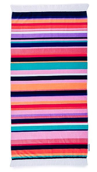 SunnyLife Hamilton Luxe Towel In Multi