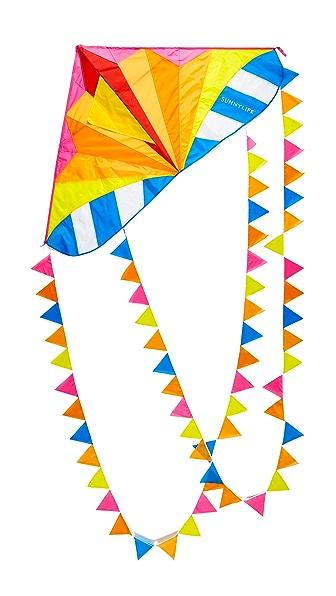 SunnyLife Havana Carnival Kite In Multi