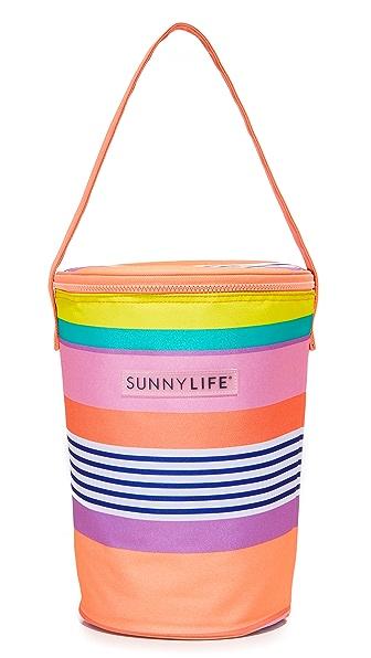 SunnyLife Havana Cooler Tote - Multi