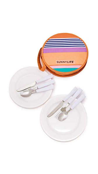 SunnyLife Havana Lovers Picnic Kit