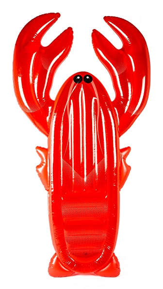 SunnyLife Luxe Lie On Lobster Float - Red