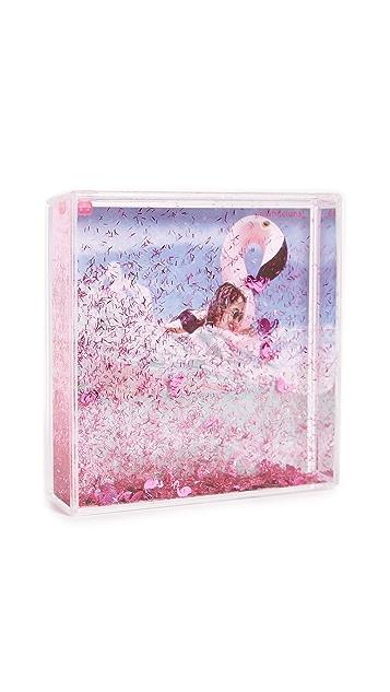 SunnyLife Glitter Picture Frame