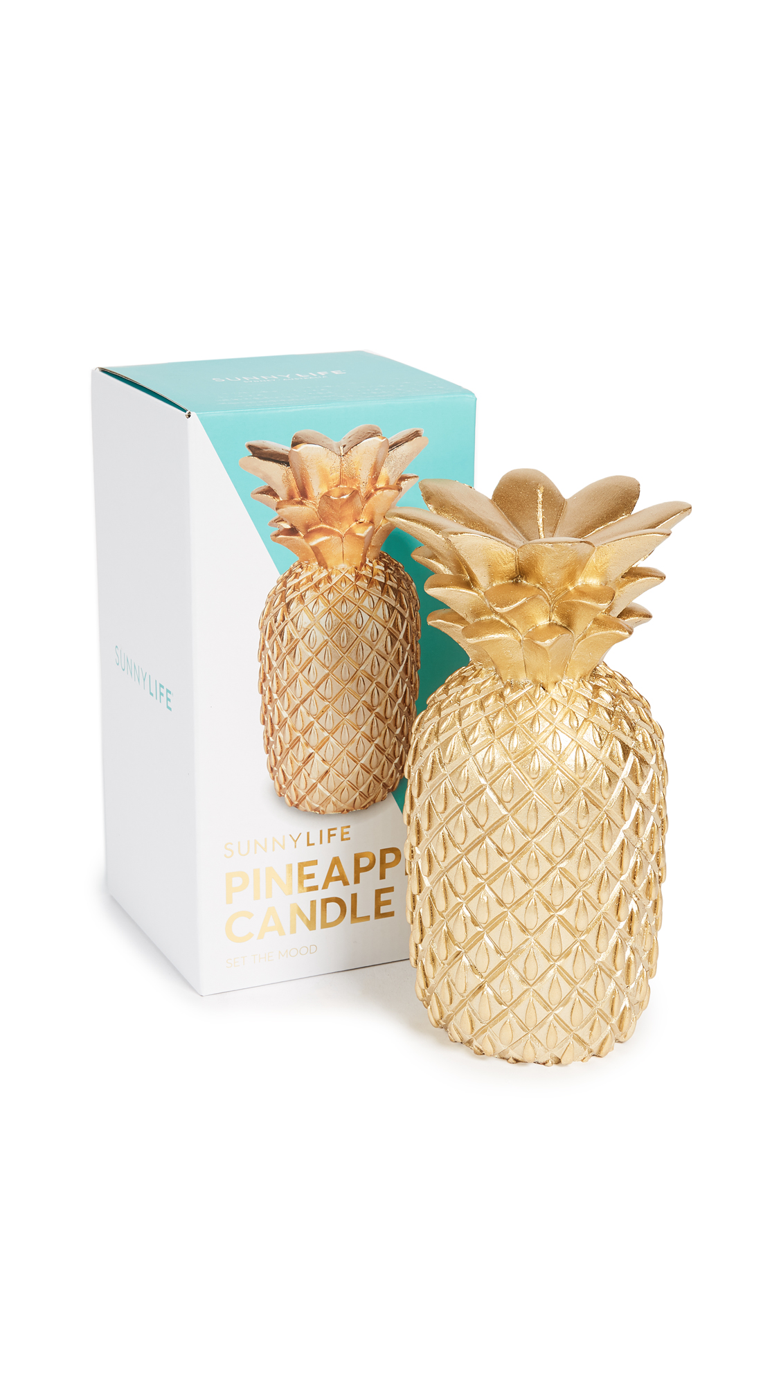 SunnyLife Pineapple Candle