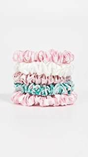 Slip Hollywood Hills Midi Scrunchies Pack of 5