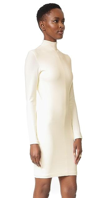 Solace London Pavan Open Back Dress