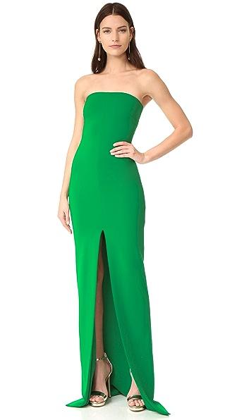 Solace London Aubrey Maxi Dress