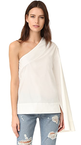 Solace London Freja Top - White