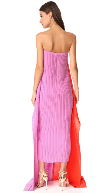 Solace London Alette Maxi Dress