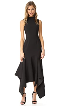 Solace london ferrara maxi dress