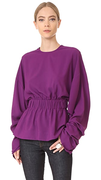 Solace London Macy Top - Violet