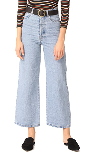 Solace London Eleta Jeans In Denim