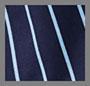 Navy/Blue Boating Stripe