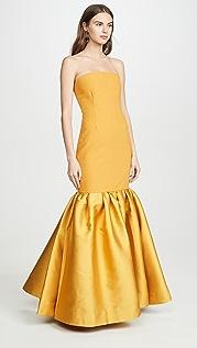 Solace London Макси-платье Ari
