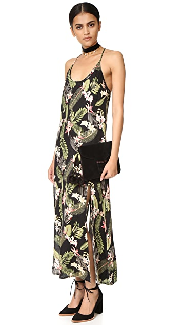 Somedays Lovin In Paradise Strappy Midi Dress