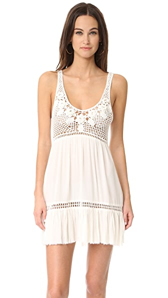 Somedays Lovin Sun Sway Crochet Dress