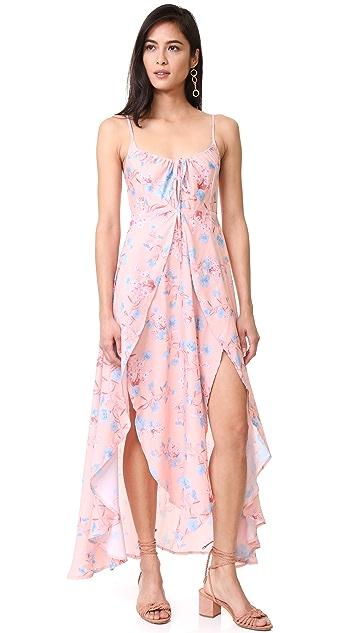 Somedays Lovin Floral Ruffle Dress
