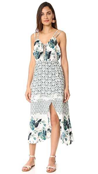 Somedays Lovin Emerald Oasis Dress - Multi