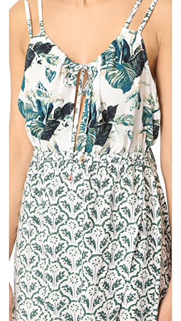 Somedays Lovin Emerald Oasis Dress