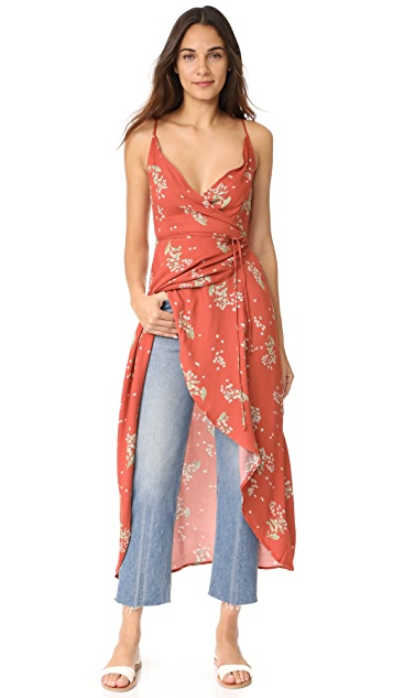 Somedays Lovin Lover To Lover Wrap Dress