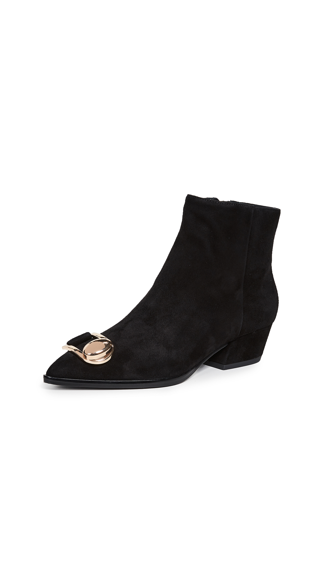 Photo of Stella Luna Stella Buckle Ankle Boots - buy Stella Luna shoes