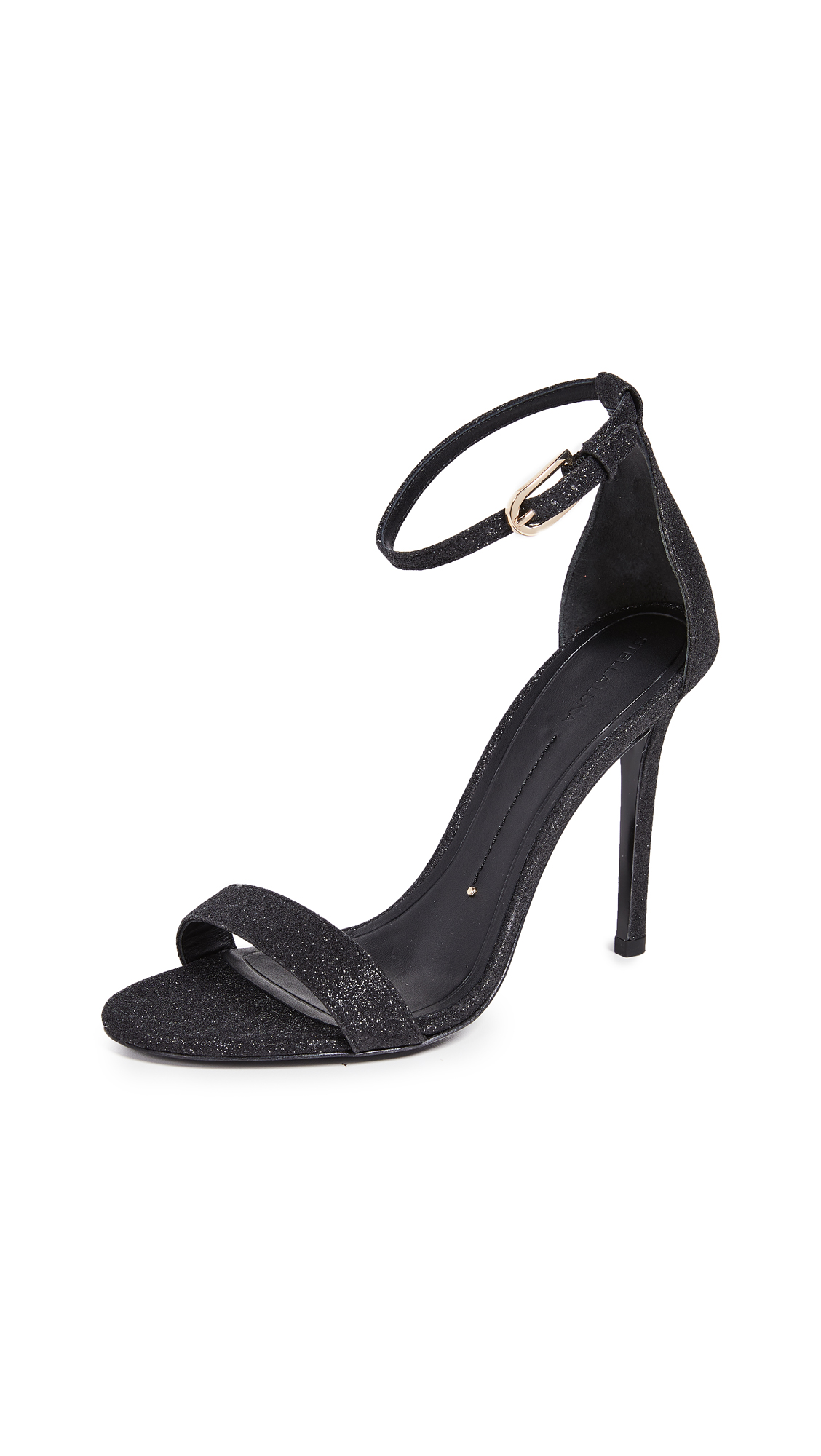 Stella Luna Red Carpet Sandals - Black
