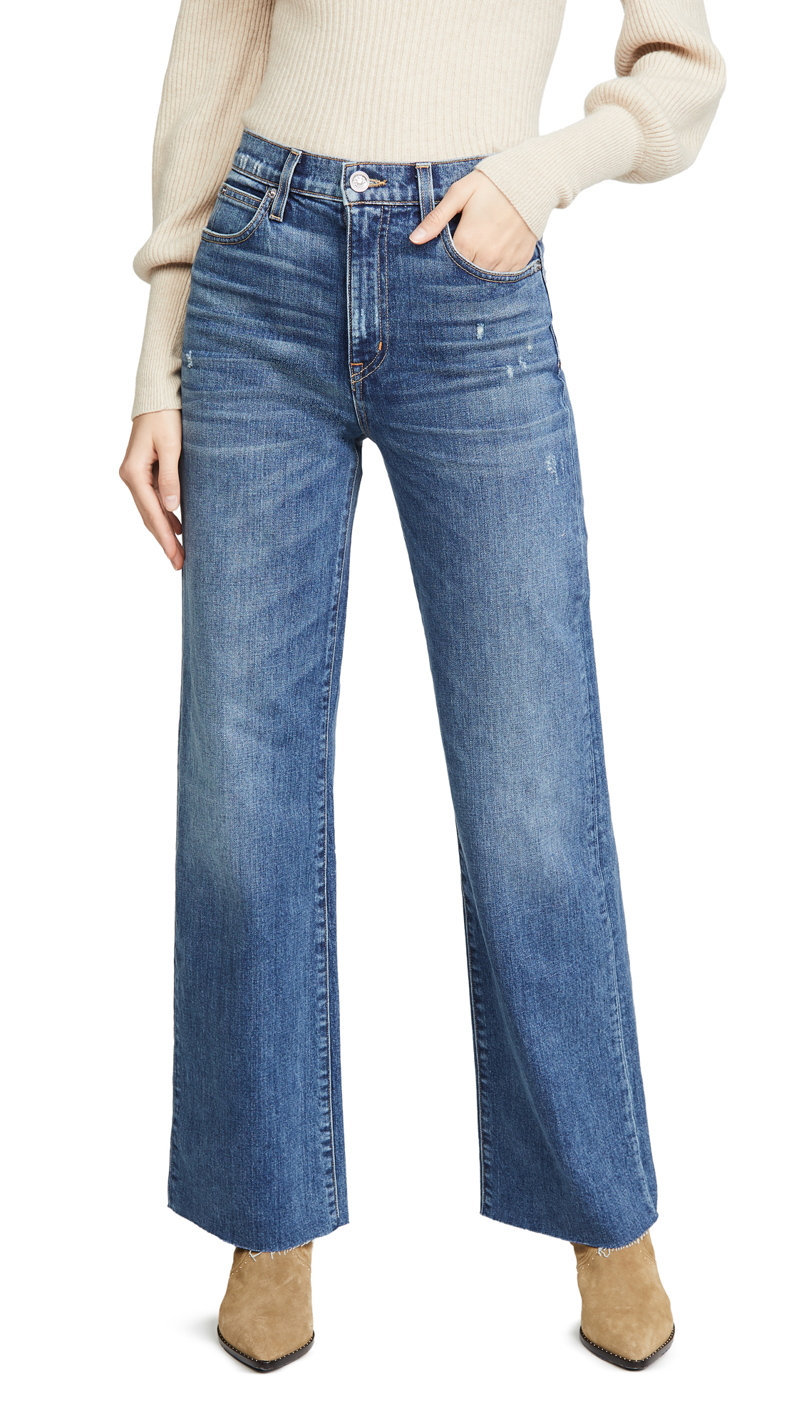 Buy SLVRLAKE online - photo of SLVRLAKE Grace Jeans