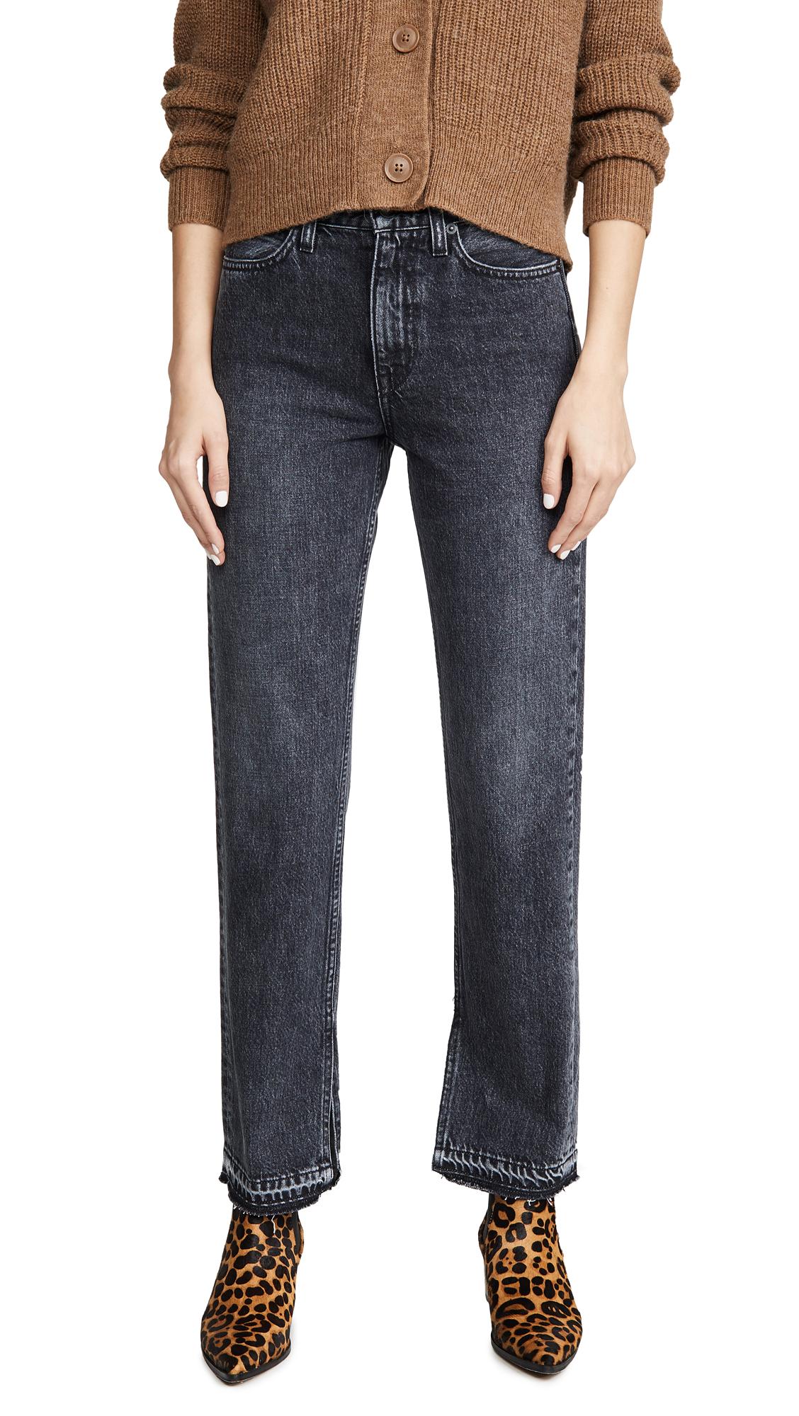 Buy SLVRLAKE online - photo of SLVRLAKE Rider Jeans