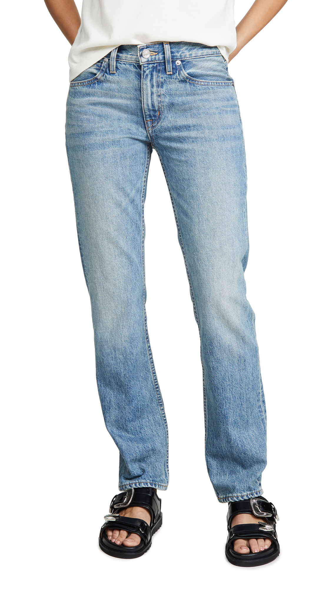 Buy SLVRLAKE online - photo of SLVRLAKE Tyler Jeans