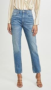 SLVRLAKE Узкие джинсы Virginia