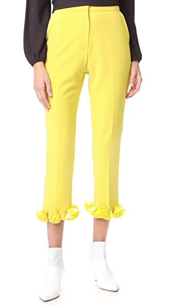 Style Mafia Etta Pants In Yellow