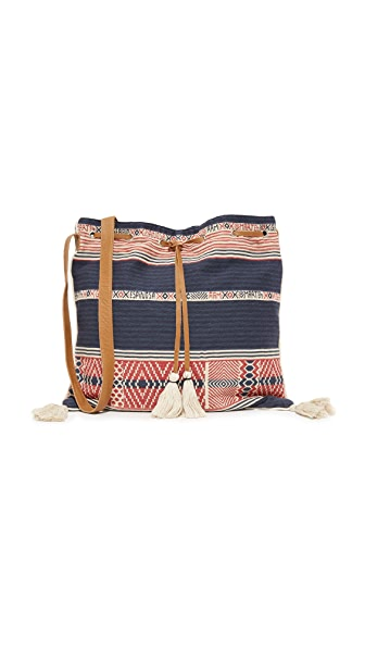 Star Mela Billie Woven Cross Body Bag