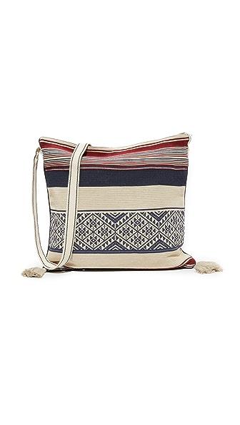 Star Mela Berta Stripe Cross Body Bag