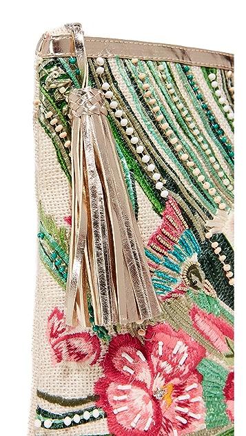 Star Mela Malu Embroidered Clutch