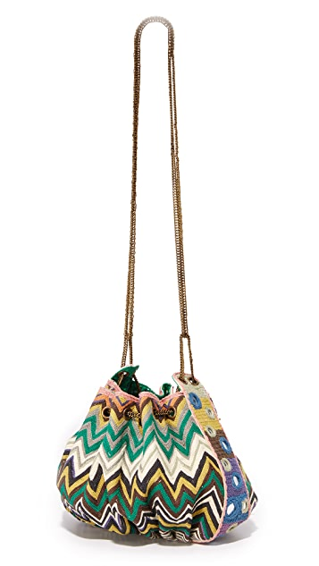 Star Mela Nisha Embroidered Pouch