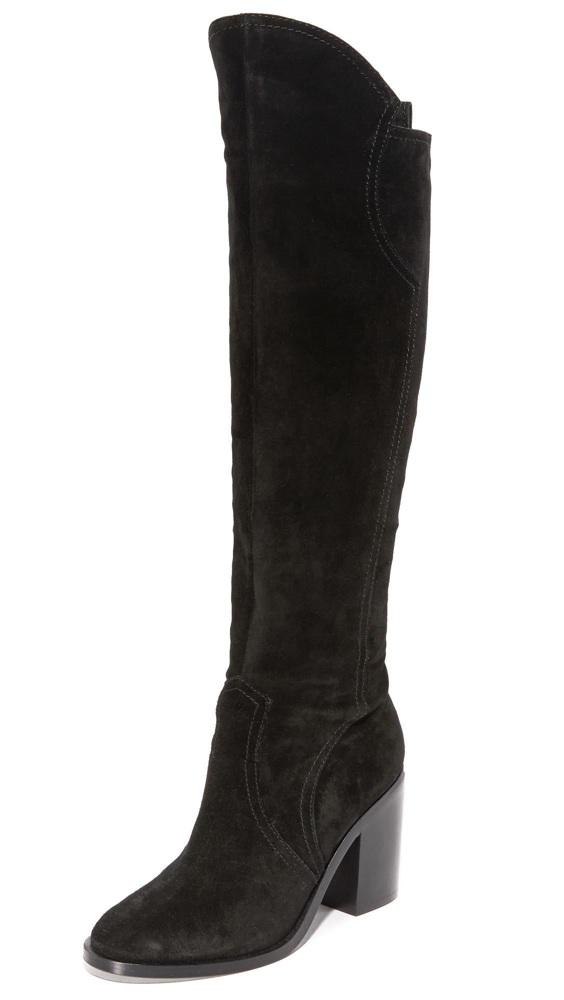 Sigerson Morrison Bambina Boots - Black
