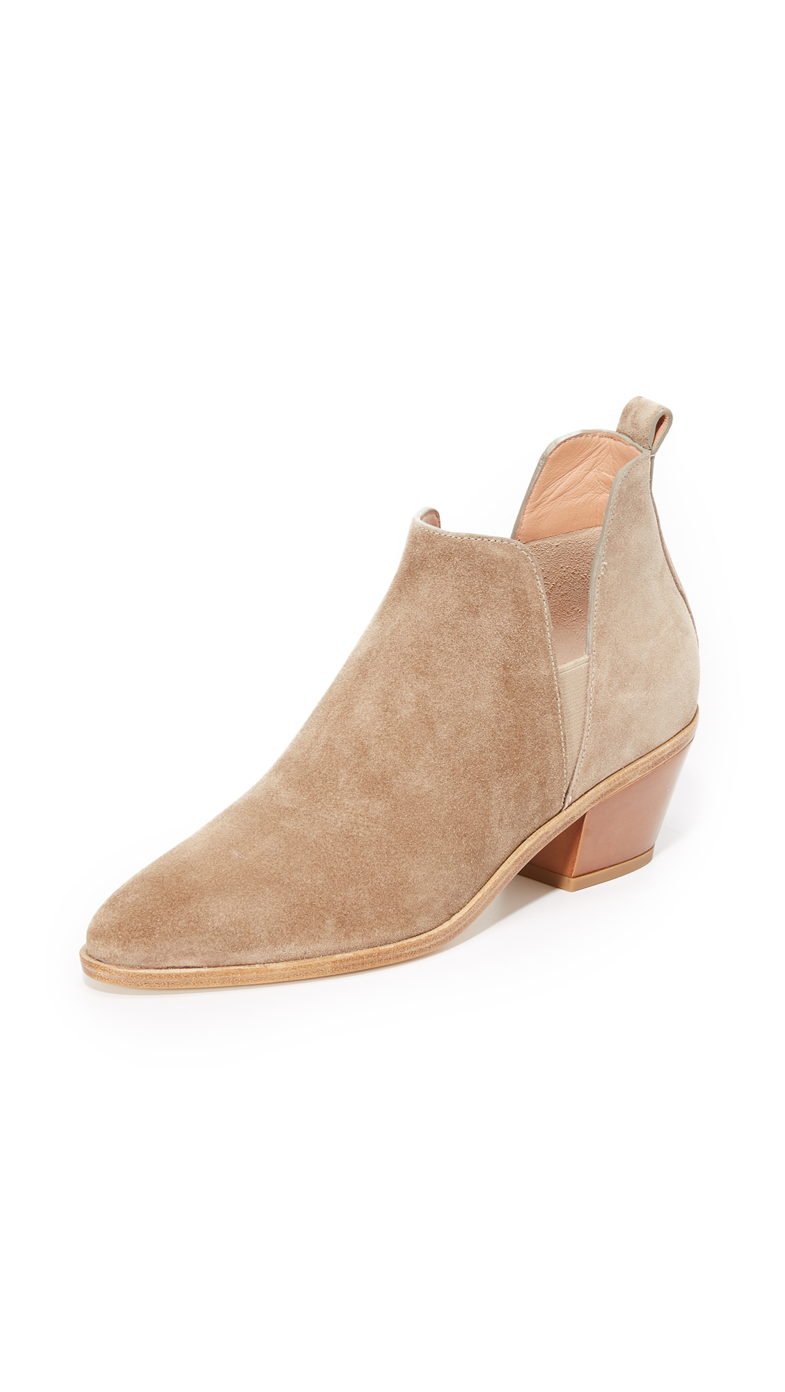 Sigerson Morrison Belin Booties - Cloud