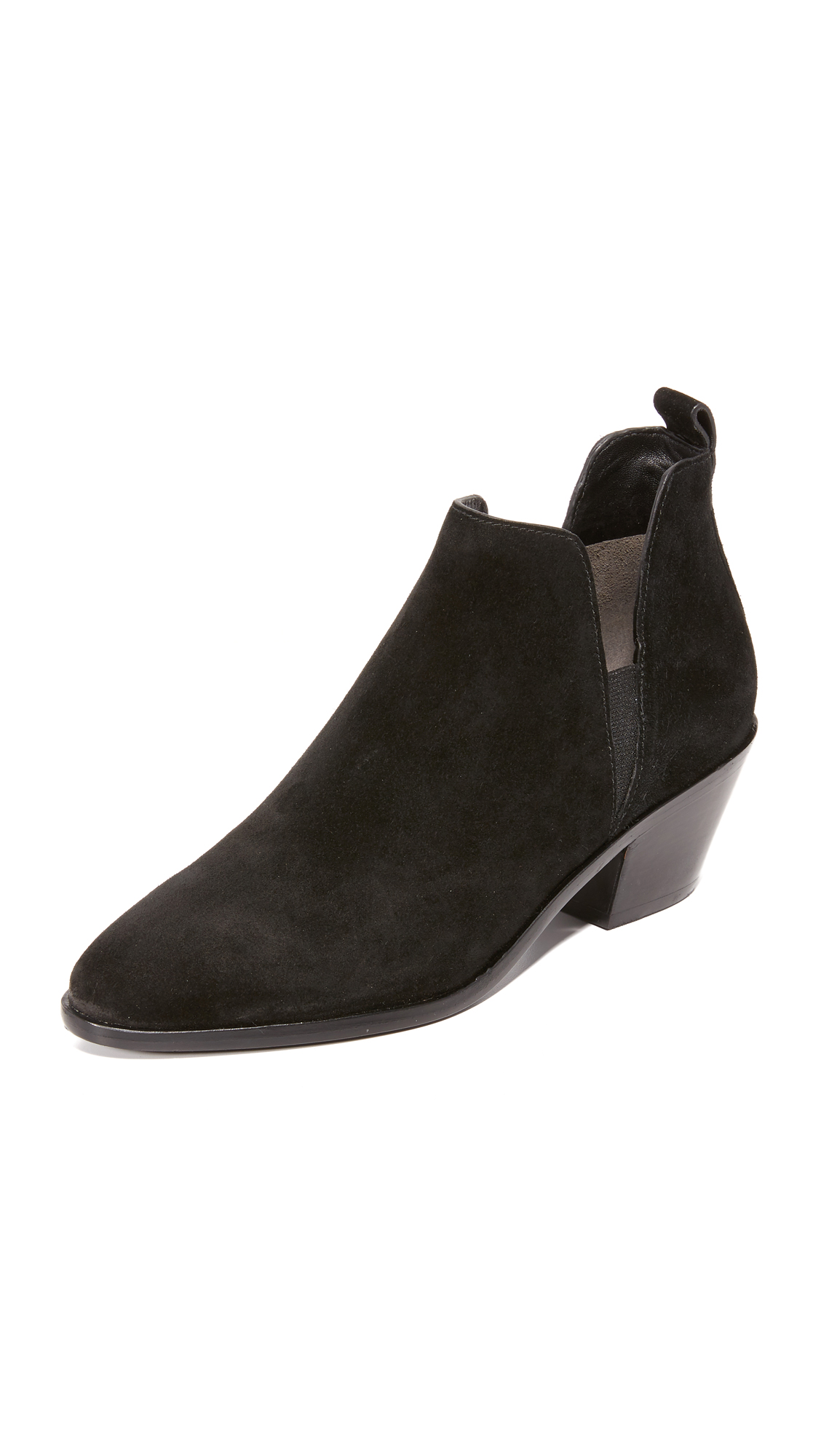 Sigerson Morrison Belin Booties - Black