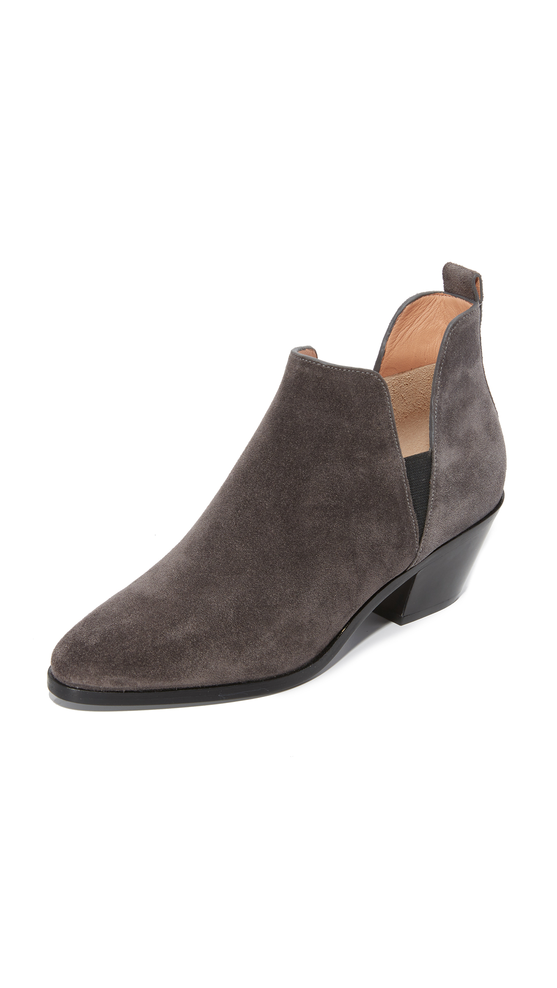 Sigerson Morrison Belin Booties - Litio
