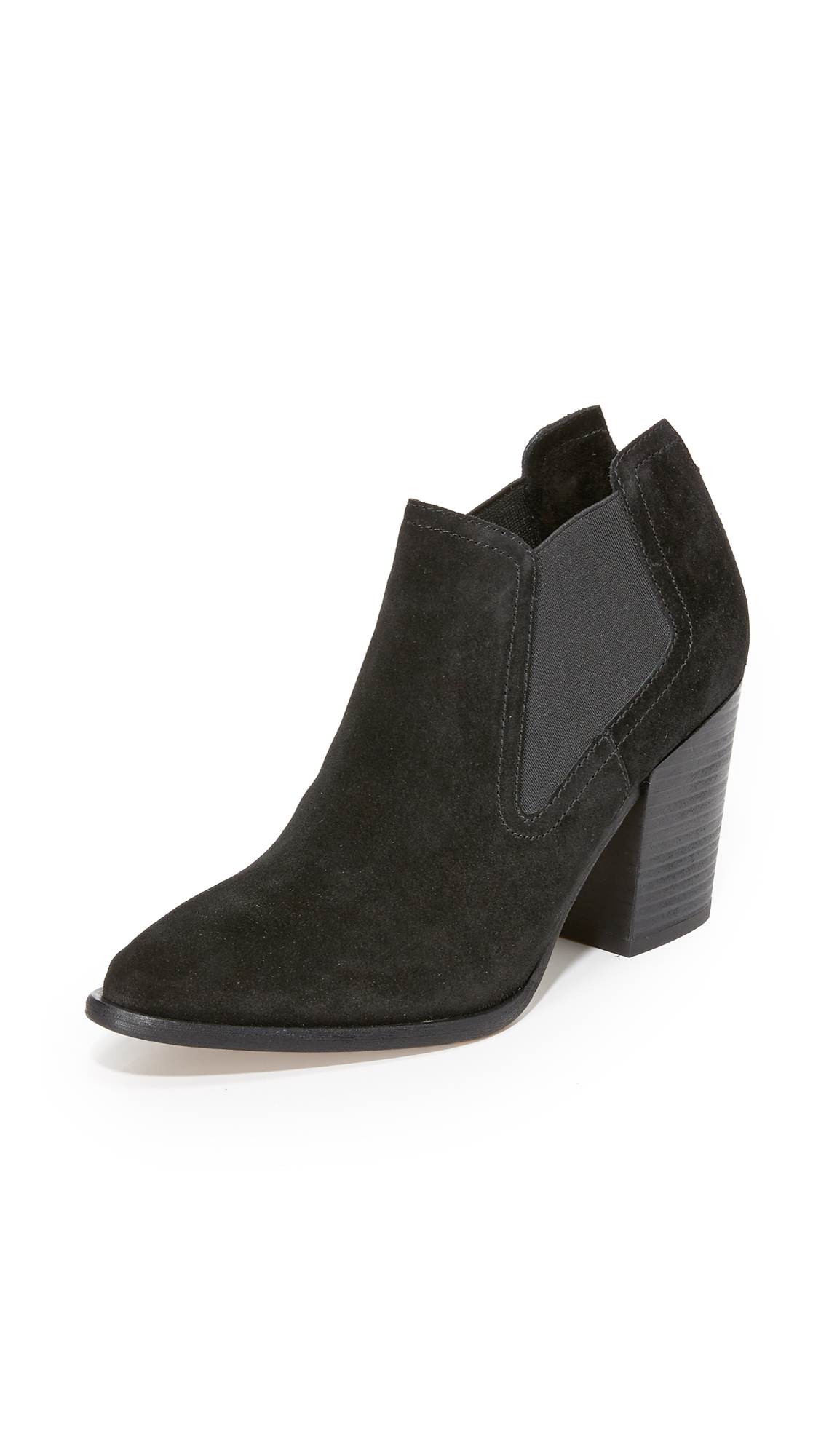 Sigerson Morrison Gamela Booties - Black