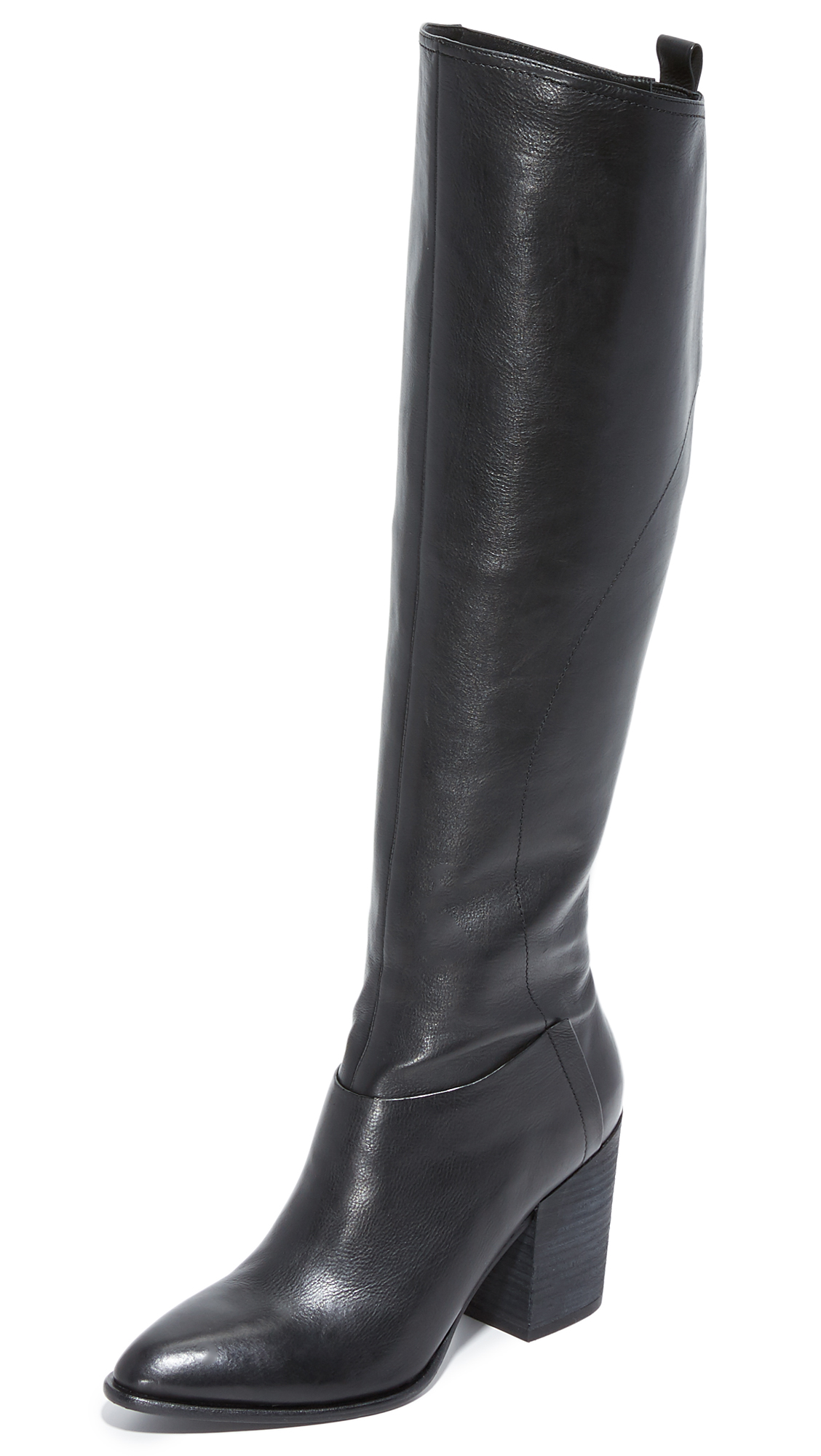Sigerson Morrison Gazella Tall Boots - Black
