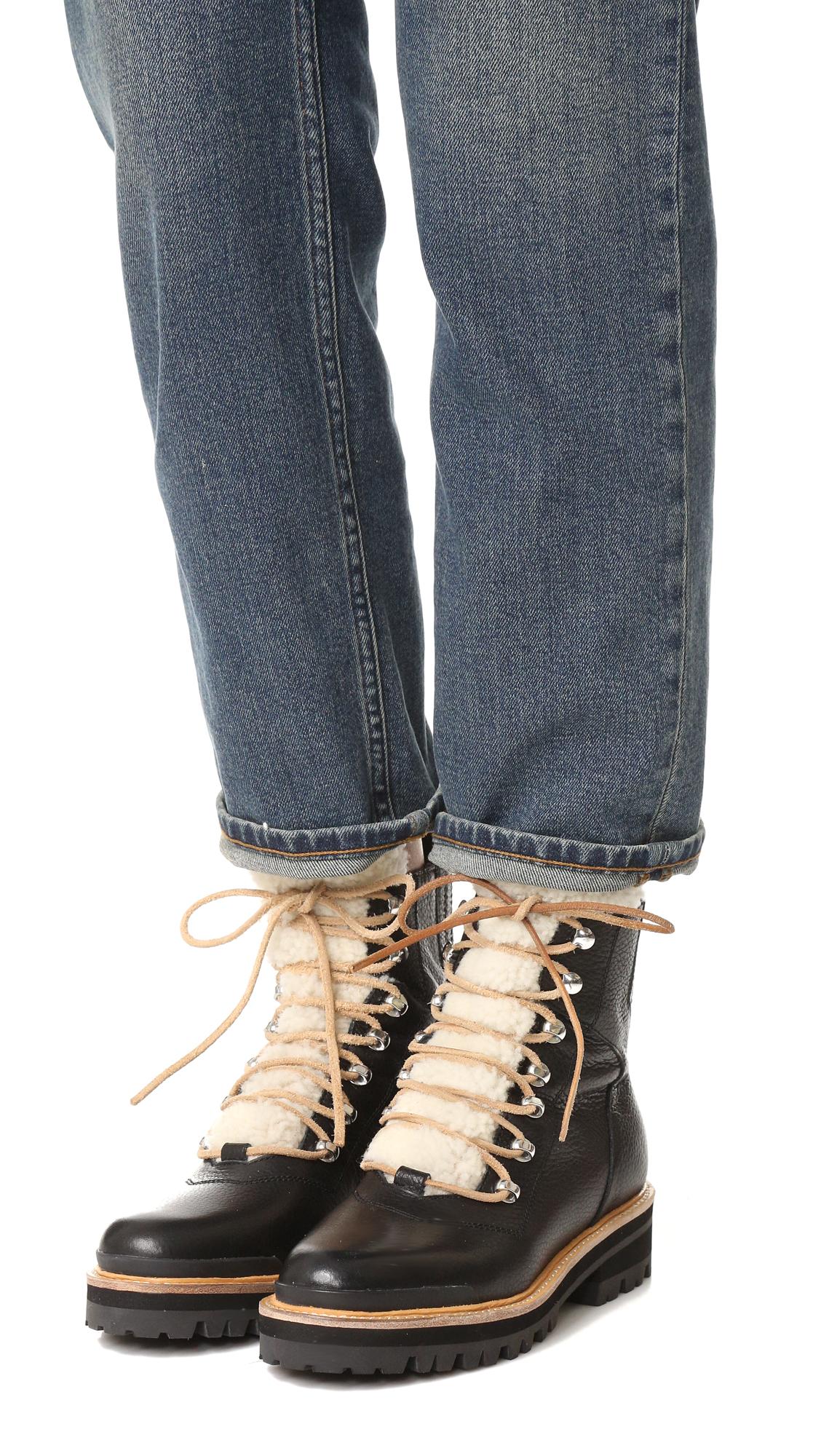 FOOTWEAR - Lace-up shoes Sigerson Morrison 9U8PHS7