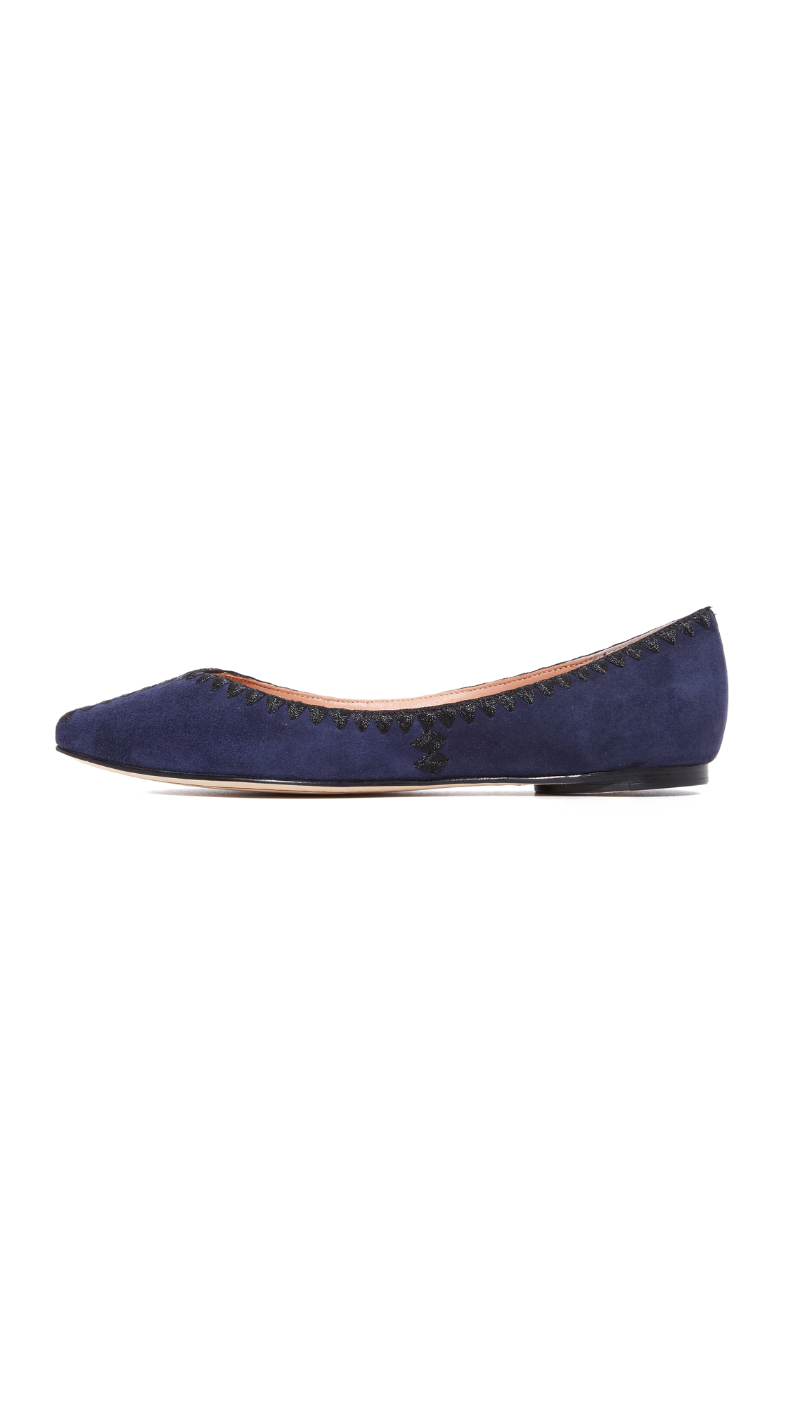 3ff7f7480 Sigerson Morrison Vinal Ballet Flats | SHOPBOP